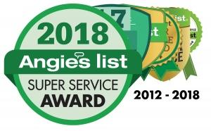 2, Seamingly Straight Inc. 2018 Angie's List Super Service Award Las Vegas Nevada, Wallpapering, Painting, Mural Installation